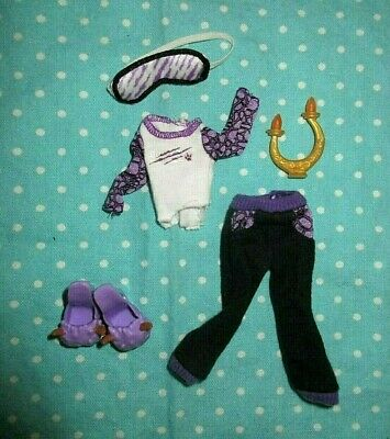 Monster High Dead Tired Clawdeen Wolf Original Outfit Room to Howl 1st issue HTF