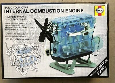 build your own combustion engine kit