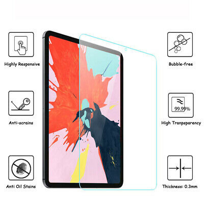 "For Apple iPad Pro 11.0"" 9H Hardness Tablet Tempered Glass Film Screen Protector"