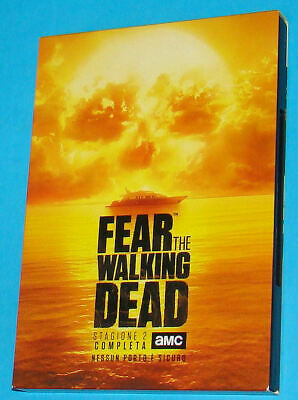 Fear The Walking Dead - Stagione 2 completa - DVD