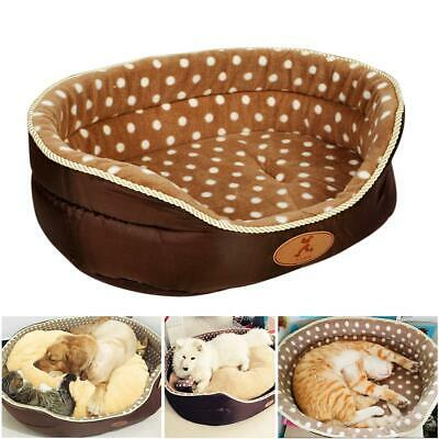 Extra Large Dogs/Cats Puppy Pets Bed Basket Mat House Waterproof exterior Warm