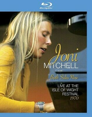 Joni Mitchell Both Sides Now Live at Isle of Wight '70 DVD All Regions NTSC NEW