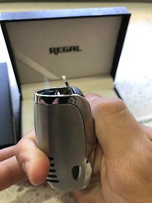 Jet Lighter, New With The Gift Box