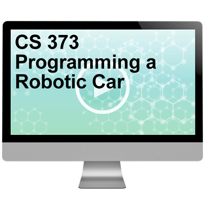 CS 373 Programming a Robotic Car Course Video Training