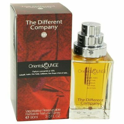 Oriental Lounge The Different Company EDP Spray Refillable 3 oz / 90 ml (F)