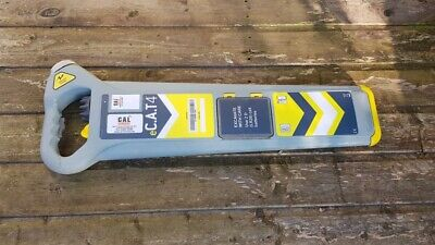 Radiodetection eCAT 4 Cable Locator Cable Avoidance Tool C.A.T Scanner
