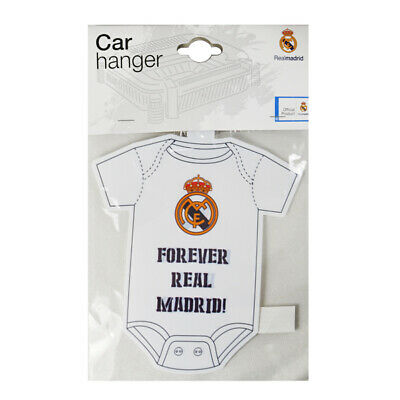 8414fb60c Real Madrid Fc Kit Baby On Board Child Sign Car Accessories Window New Gift  Xmas