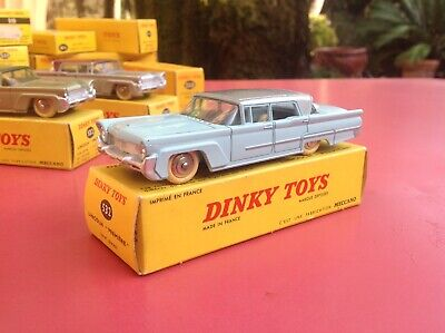 Dinky Toys Réf 532 Lincoln Première very near  mint in original box