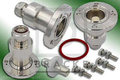 "1 5/8"" EIA to 7/16 DIN Male Adapter BRACKE BM51044"