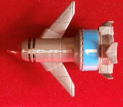 THUNDERBIRDS - Thunderbird 1 - 3 inches with foldable wings - BANDAI 1992