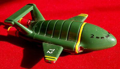 THUNDERBIRDS - Thunderbird 2 - 4 inches - 1999