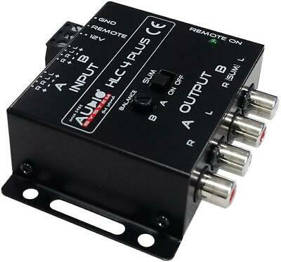 Audio System HLC-4 PLUS - High-Low Adapter