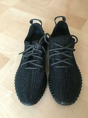 43f0b29b6 ADIDAS YEEZY ORIGINAL Boost 350 Pirate Black size 11 great condition ...