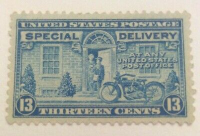 US Scott E17  13c  SPECIAL  DELIVERY  STAMP  1944  MNH  OG  VF