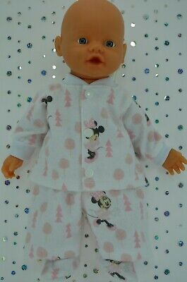 "Play n Wear Doll Clothes For 13"" My Little Baby Born/Mommy PJ'S~PANTS~TOP~BOOTES"