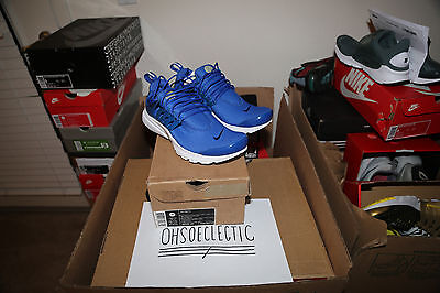 best loved 208b8 4c7d1 Nike Air Presto DS ROYAL 2010 VINTAGE RARE XS 8-9 alpha project