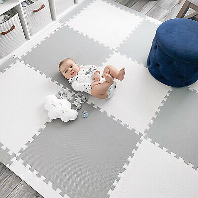 Baby Play Mat Tiles Extra Large Thick Foam Floor Puzzle Mat Interlocking For X