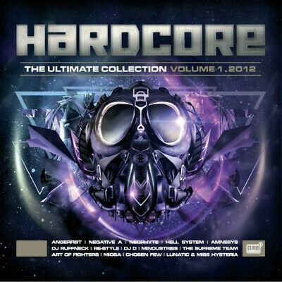 Various – Hardcore - The Ultimate Collection Volume 1 . 2012 2CD USED