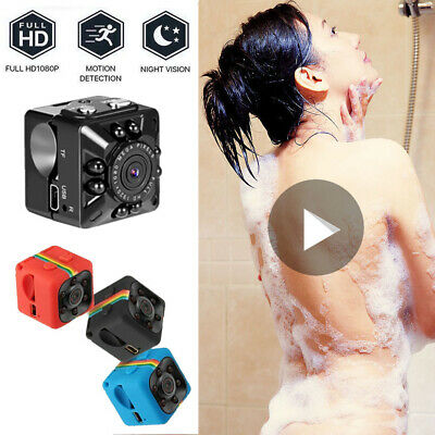 COP CAM FHD1080 Security Camera Motion Detection 32GB Card Night Vision Recorder