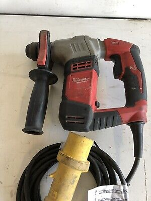 Milwaukee PLH 20 SDS Plus  Hammer Drill 110V
