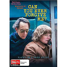 Can You Ever Forgive Me?  (Dvd,2019)