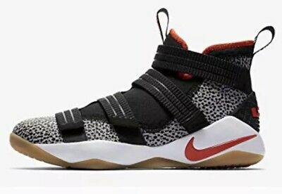 000a41fe45ef Nike Lebron Soldier XI SFG Basketball Shoes Trainers