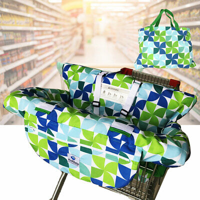 Thicken Baby Kids Child Toddler Shopping Trolley Cart Seat Pad High Chair Cover