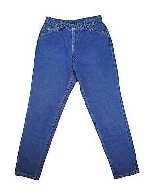 Deadstock Nwt Vintage 1970S Levis 631 High Waisted Denim Jeans Uk 12-14 32W 31L