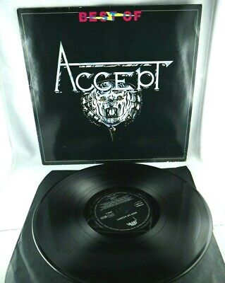 Accept Best of Germany LP OIS