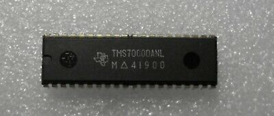 TMS70C00ANL Integrated Circuits 8-BIT, 3 MHZ, MICROCONTROLLER, PDIP40***