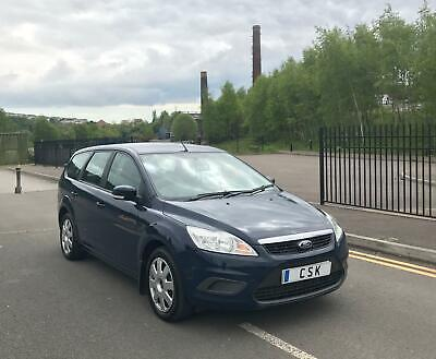 Ford Focus Estate 1.6 TDCI,full service history ex police