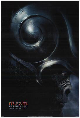 Planet of the Apes 2001 27x40 Orig Movie Poster FFF-74269 Rolled Tim Roth