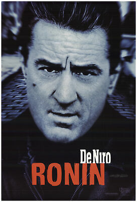 Ronin 1998 27x40 Orig Movie Poster FFF-74220 Rolled Robert De Niro U.S. One S...
