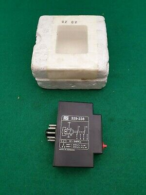 RS 329-238  Brodersen Systems Multi Function Timer Relay