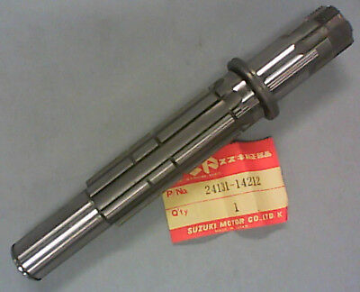 Suzuki , Rm465  Drive Shaft  24131-14212 ( 24131-14990 )  New Original Parts
