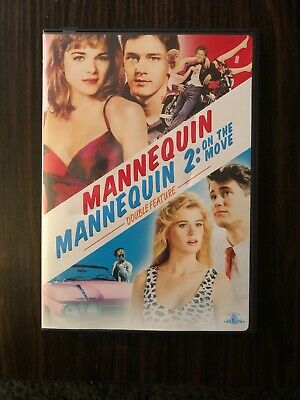 Mannequin/Mannequin 2: On the Move [2 Discs] (DVD Used Very Good) WS