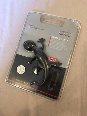 Genuine Audi Gecko Black - Still In Original Packaging Brand New