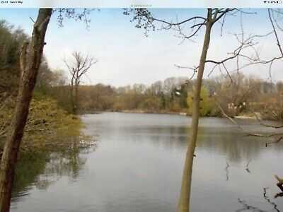 Property For Sale And Lake (planning Permission)