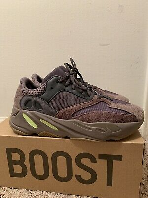 64fea0fde86cc ADIDAS YEEZY 700 Mauve Mens Us 12 Ee9614 Only Worn Once Euc ...