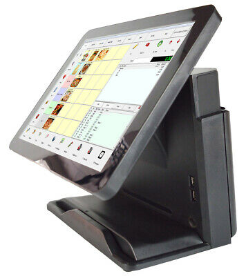 Point of Sale System Budget Terminal ParTech M7125 Win XP without POS software