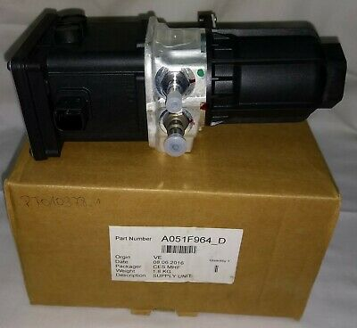 Cummins Emmision Solution A051F964_D T4 Hog Module Doser Fliud Supply