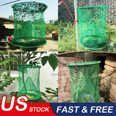 Hot Sale The Ranch Fly Trap The Most Effective Made Powerful Capture Of Suspen