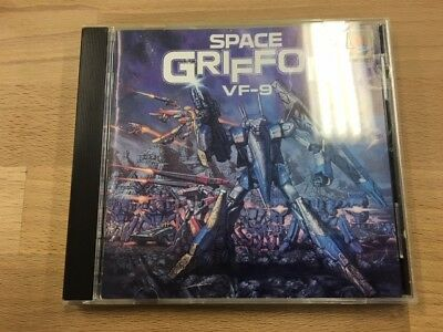 Ps1 PLAYSTATION Space Griffon Vf-9 Giappone JP Gioco A127