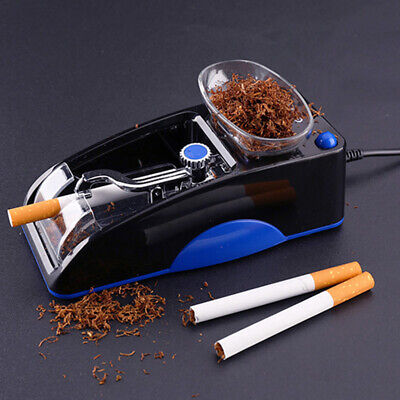 2019 Electric Automatic Cigarette Rolling Machine Tobacco Injector Maker Roller