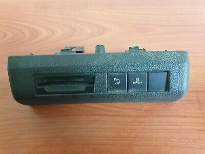 Peugeot 3008 Esp Off & Parking Off Switch Control Panel  Genuine 96656490Xt