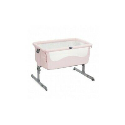 CHICCO next2me - culla co-sleeping colore French Rose