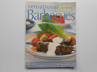 ## Sensational Barbecues - Step-By-Step - Australian Bbq Cooking ** Like New