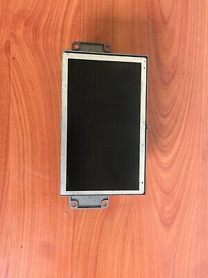 Peugeot 407 Screen Multifunction Display Screen Monitor 9654917880