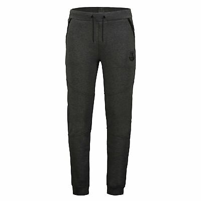 Everton Ath Tech Fleece Jogger Charcoal Marl Mens Football Fanatics