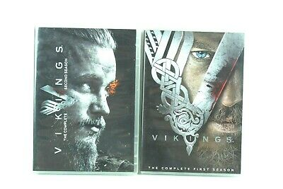 Vikings The Complete First and Second Seasons DVD